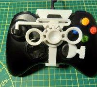 xbox controller joystick