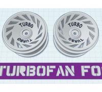 turbofan wheel