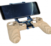 ps4 controller mount