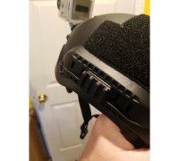 helmet rail adapter
