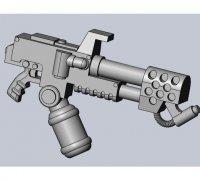 warhammer 40k flamer