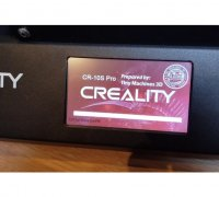 creality cr 10s pro