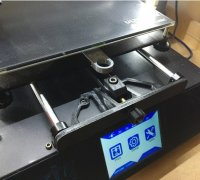 anycubic i3 mega bed handle