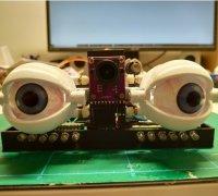 animatronic eye