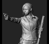 Resident Evil 2 Remake 3d Models To Print Yeggi