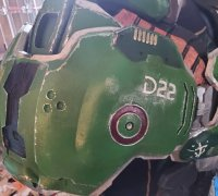 Doom Slayer Armor 3d Models To Print Yeggi
