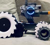 Dji Robomaster 3d Models To Print Yeggi