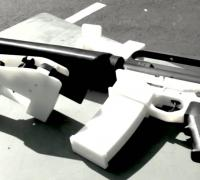 Lego Gun 3d Models To Print Yeggi