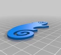 quotchameleonquot 3d models to print yeggi page 2