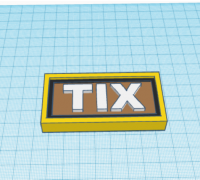 Roblox Tix Logo Roblox Free Zombie Face Roblox 3d Models To Print Yeggi