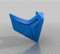 Jade Mask 3d Models To Print Yeggi
