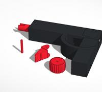 Quot Rubber Band Gun Quot 3d Models To Print Yeggi