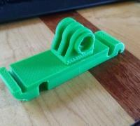 Download free 3D printing files OpenROV Battery Tube Cap