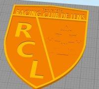 Racing Club De Lens 3d Models To Print Yeggi