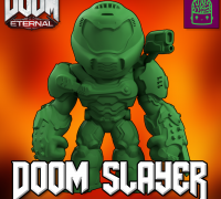 Doom 3d Models To Print Yeggi