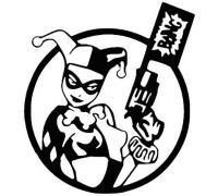 Harley Quinn Pop Gun 3d Models To Print Yeggi