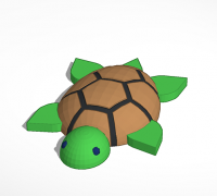 Turtle 3d Models To Print Yeggi Page 5