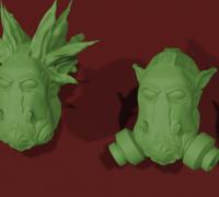 Borderlands Psycho 3d Models To Print Yeggi