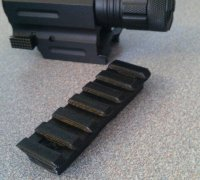 pistol rail