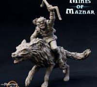 PRINTS Goblin Rider