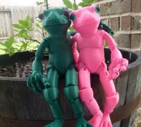 Froggy Chair 3d Models To Print Yeggi