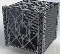 stl file cubesat
