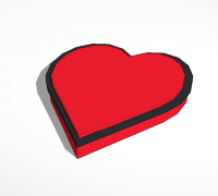 Heart Valentines Day 3d Models To Print Yeggi Page 11