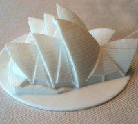 Sydney Opera House 3d Models To Print Yeggi