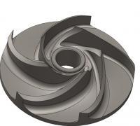impeller solidworks