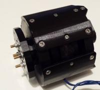 axial flux generator