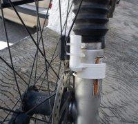 Lefty PBR custom hand made acrylic top cap Bike Bling Cannondale Lefty