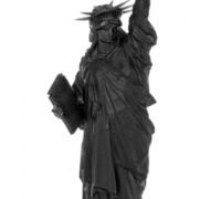 statue of liberty 3d models to print yeggi