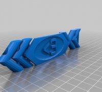 dxf file bottle opener 3d models to print yeggi. Black Bedroom Furniture Sets. Home Design Ideas