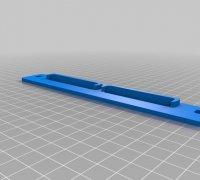 Door Strike Plate 3d Models To Print Yeggi