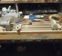 Wood Lathe 3d Models To Print Yeggi