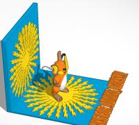 Alola Raichu 3d Models To Print Yeggi