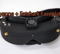 fatshark faceplate