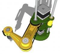 robotic arm stepper