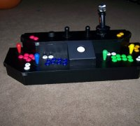 arcade spinner