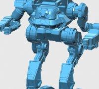 battletech kitfox