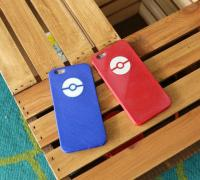 Pokemon cell phone case by lolloud